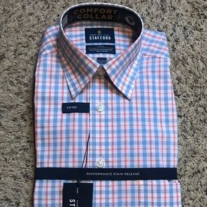 Brand New Fitted Stratford Long Sleeve Button Up